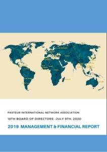 2019 Board Management and Financial Report